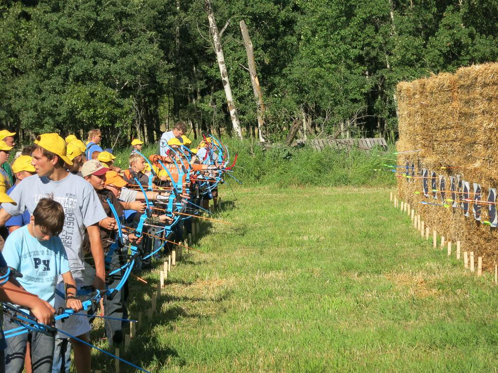 Archery and Riflery