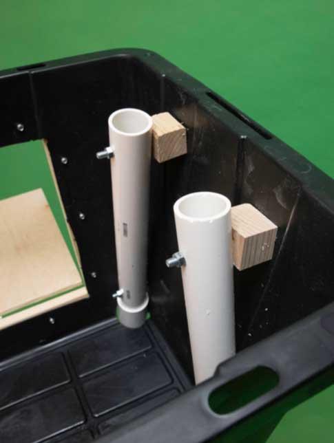 Cadre Box - Hybrid/Tote-Based - Legs