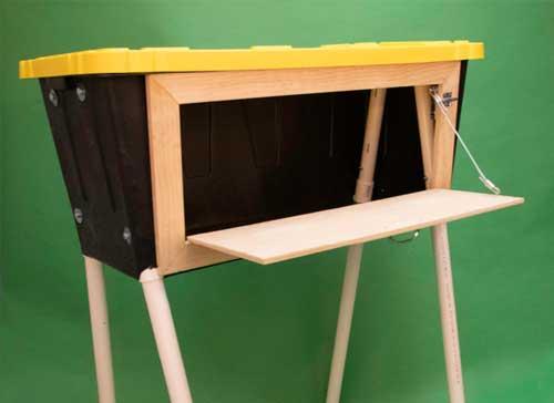 Hybrid Cadre Box